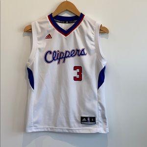 Adidas NBA LA Clippers Chris Paul 3 Kid's Tank